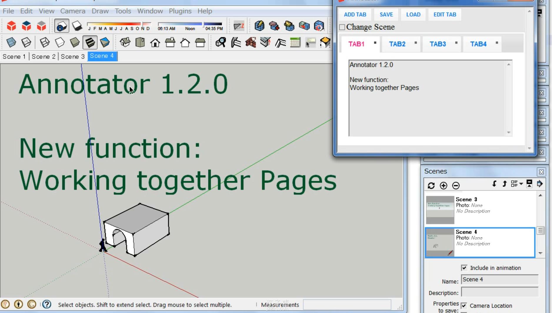 1001bit tools sketchup 8 for Google sketchup converter